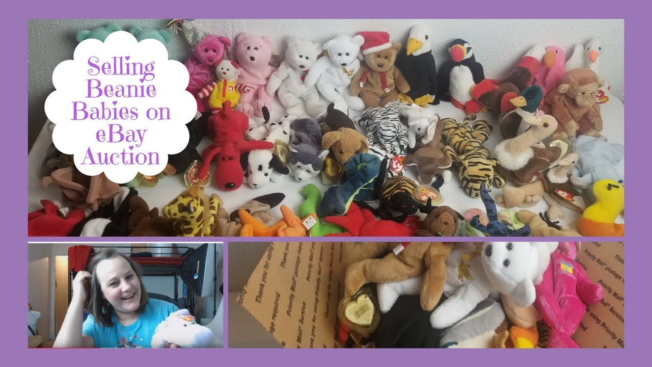 b9c945d008b Selling Beanie Babies on eBay Auction  Beginner Reseller Mistakes  1 ...