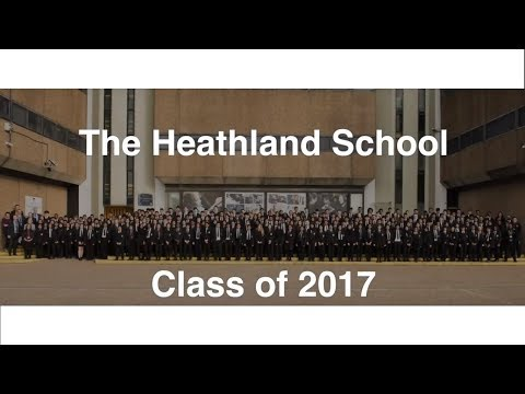 The Heathland School Leavers Class of '17