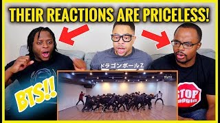 Baixar Their REACTIONS Are PRICELESS | BTS 'Golden Disk Awards 2018' Dance Practice REACTION!!