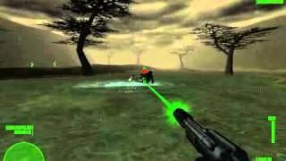Heavy Gear 2 gameplay