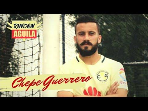 CHEPE GUERRERO   Me DOLIÓ mucho SALIR del CLUB AMERICA   RINCON AGUILA   EP 34   P2