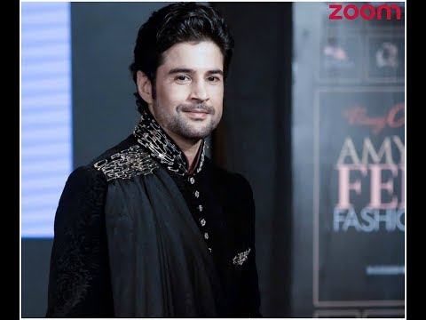 Rajeev Khandelwal Dazzles As Show Stopper On Femina Fashion Night | Bollywood News