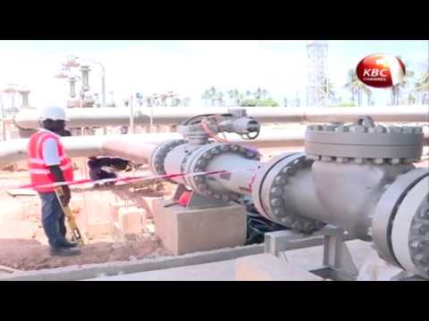 Construction of Msa/Nrb petroleum products pipeline complete