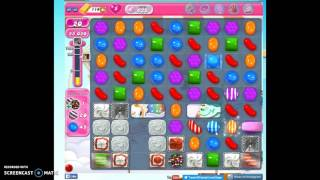 Candy Crush Level 438 w/audio tips, hints, tricks