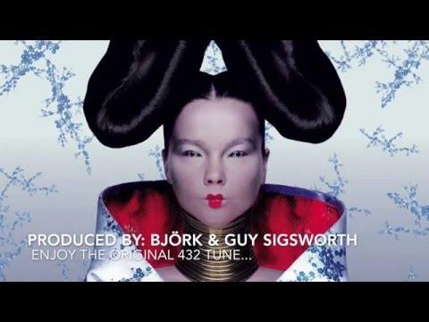 Björk  Unravel 432hz