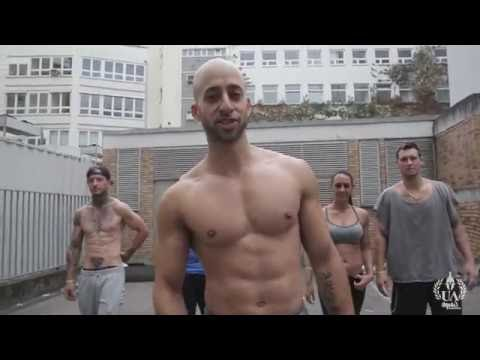 "URBAN ATHLETICS DVD TRAILER ""STRASSENMUCKIS STUTTGART"""