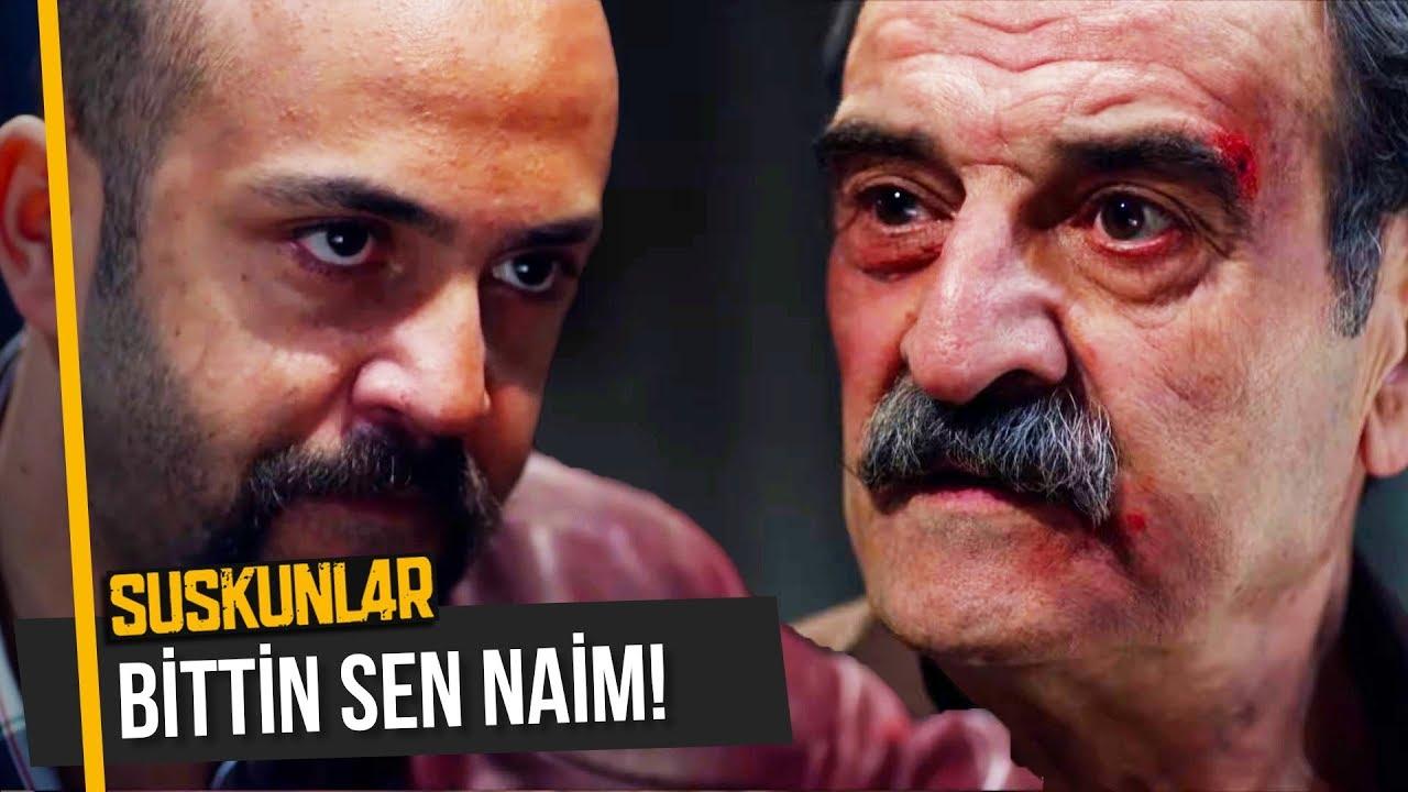 Belalı Naim, Bilal'e Şantaj Yaptı! | Suskunlar 6. Bölüm