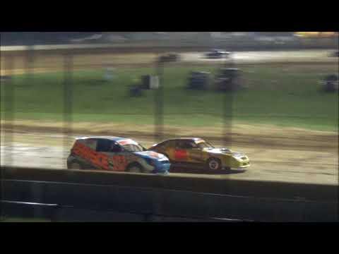 Lake Ozark Speedway Mini stock feature 5-11-18