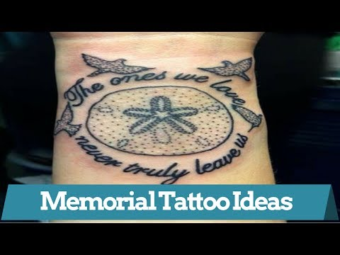Memorial Tattoo Ideas