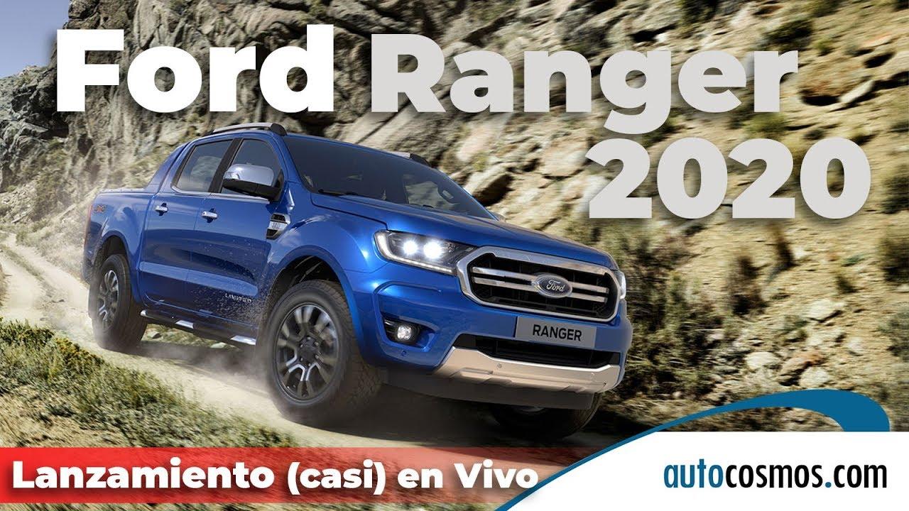 Ford Ranger 2020 Lanzamiento En Argentina Casi En Vivo Youtube