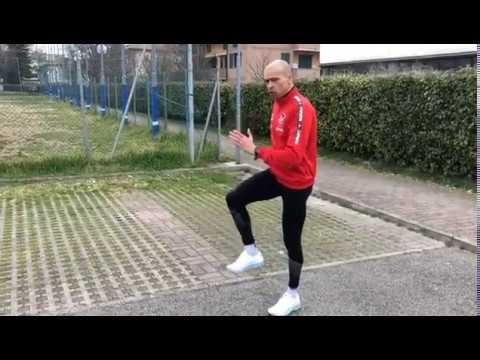 Tecnica Di Corsa Con David Morelli