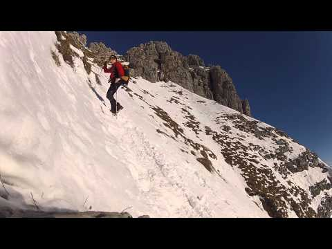 Invernale: Grignetta (Grigna Meridionale)   GoPro HD