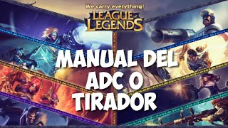 Manual [Guía] del ADC o Tirador   League of Legends