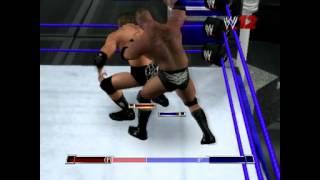 Raw Ultimate Impact 2012 Gameplay