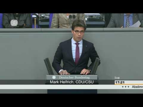 Mark Helfrich: Integrationspolitik [Bundestag 17.05.2017]