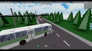 roblox Nid's Buses gameplay