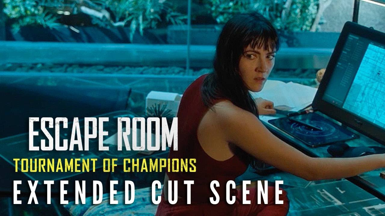 Download ESCAPE ROOM: TOURNAMENT OF CHAMPIONS – Extended Cut Scene   Now on Digital