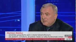Download Video Malskyj: ambasada Ukrainy nie ma się czego wstydzić (Dziś wieczorem, TVP Info, 23.02.2014) MP3 3GP MP4