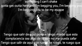 Be My Escape Acoustic - Relient k (Lyrics - Sub Español)