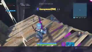1v1ing a fortnite BOT/Need a good trios/clan tryouts/Clan war/ Zonewars