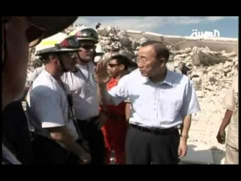 Ban Ki-Moon Seeks Re-election