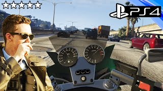 GTA 5 Online - Hanging out with the Family - PS4 CREW Live Stream