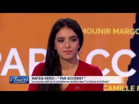 """Hafsia HERZI - """"Par accident"""" au cinéma"""
