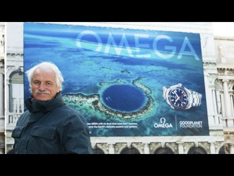 Planet Ocean film - Premiere in Venice with Yann Arthus-Bertrand