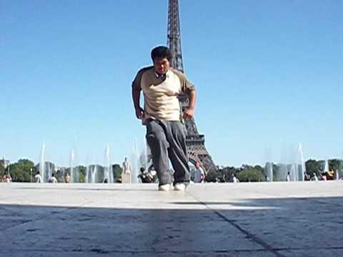 Cwalk  In Paris