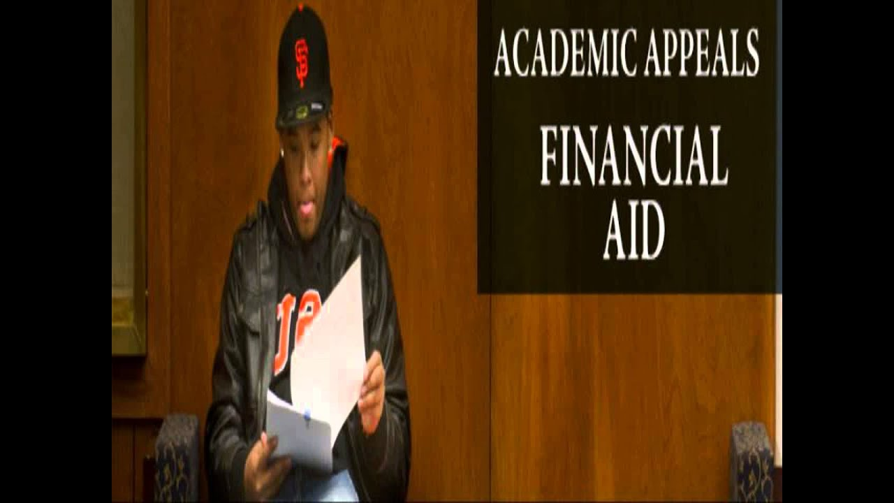 financial aid appeal letter sample financial aid appeal letter sample