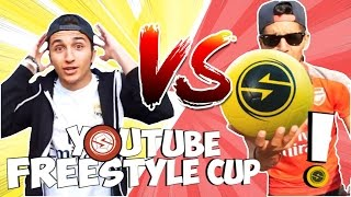 PRINCE VS MAHDI BA - YOUTUBE FREESTYLE CUP
