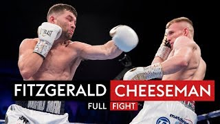 FULL FIGHT! Ted Cheeseman vs Scott Fitzgerald