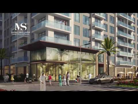 Marassi Shores Residences – Waterfront Living