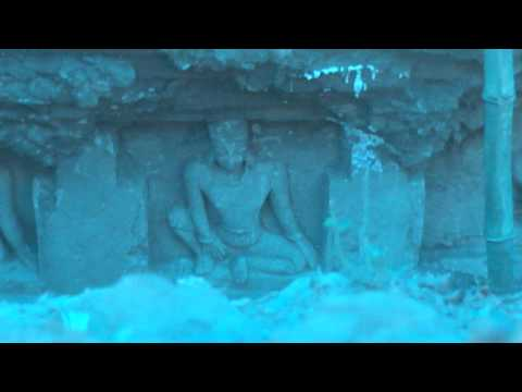 Buddhist Monastery recently discovered