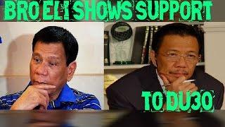Duterte Catholic Church Issue - Bro Eli Soriano Shows Support To Duterte