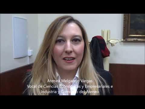 ATENEO DE SEVILLA - ENTREVISTAS PONENTES CONFERENCIA - ECONOMIA