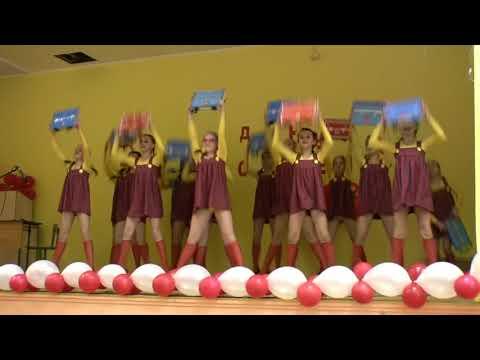 Школьницы, School Dance (Severodvinsk, Vladimir Lobanov) HD