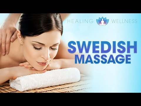 SWEDISH MASSAGE - with Victoria Sprigg. Filmed and produced by Liam Dale