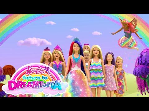@Barbie   Barbie Return to Dreamtopia Marathon 🌈 ✨ 🦄