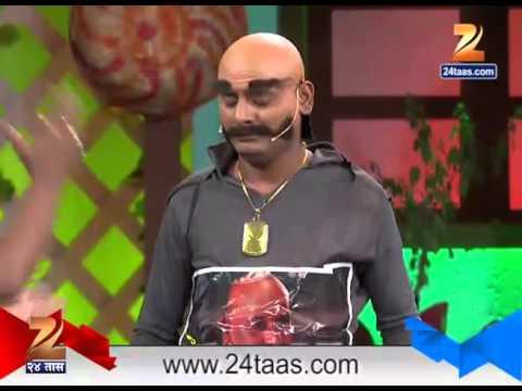Chala Hawa Yeu Dya : Latur Sagar karande As Taklu Haiwan With Bhau Kadam