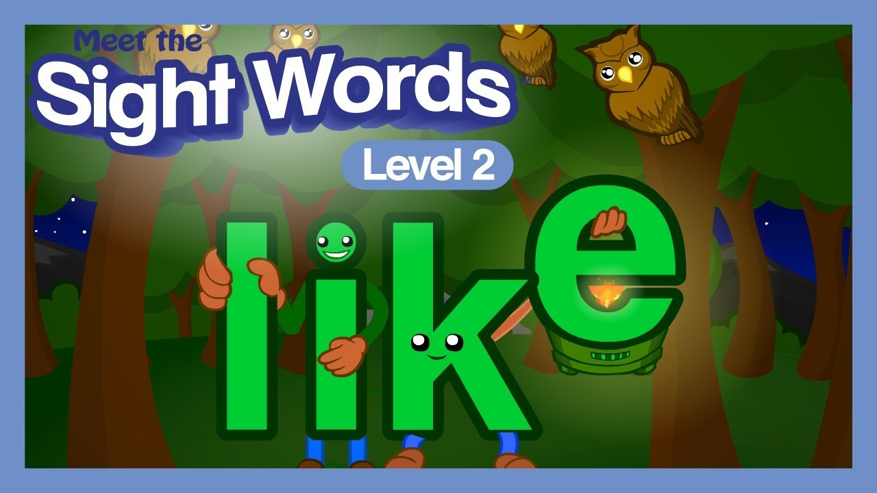 Meet the Sight Words Level 2 - \