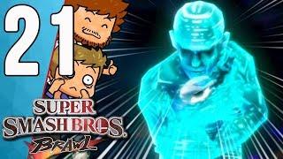 IL A DÉSINTÉGRÉ TOUT LE MONDE ! 😭 | Super Smash Bros Brawl Ep.21