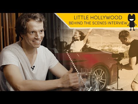 Little Hollywood - Alle Farben INTERVIEW