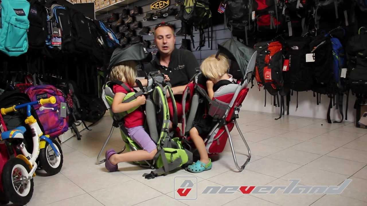 7e0715b54eb Nosidełko turystyczne dla dziecka Neverland na www.sklep-presto.pl ...
