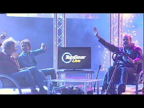 Top Gear Live Glasgow 2014 | Amazing Arena Show