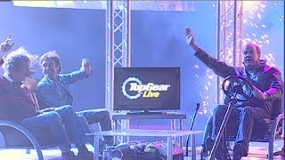 Top Gear Live Glasgow 2014 - Amazing Arena Show