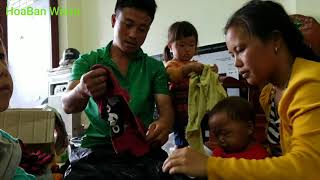 ĐỔI MĂNG KHÔ LẤY QUẦN ÁO / travel tour vietnam taybac