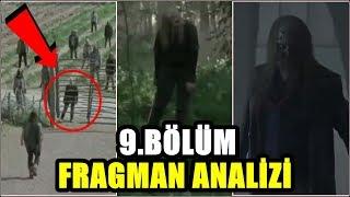 The Walking Dead 9. Sezon 9. Bölüm   FRAGMAN ANALİZİ VE İNCELEMESİ