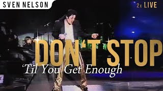 Baixar - Michael Jackson Don T Stop Til You Get Enough Live History World Tour 2x Grátis