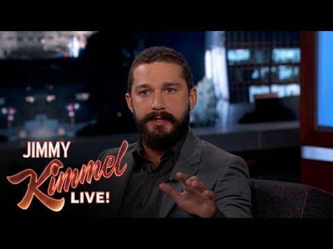 Clint August - Shia LaBeouf on His Arrest. Very Funny Story.